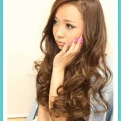 パンク 春 外国人風 コンサバ ヘアスタイルや髪型の写真・画像