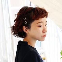 ベリーショート ショート ナチュラル ショートヘア ヘアスタイルや髪型の写真・画像