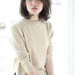 デジタルパーマ 大人かわいい 外国人風カラー ナチュラル ヘアスタイルや髪型の写真・画像