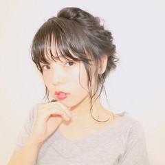 おフェロ フェミニン ナチュラル 透明感 ヘアスタイルや髪型の写真・画像