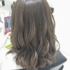 大人かわいい フェミニン ミディアム コンサバ ヘアスタイルや髪型の写真・画像