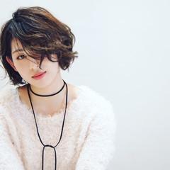 かわいい モード 女子会 ボーイッシュ ヘアスタイルや髪型の写真・画像