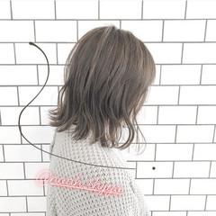 デート 大人女子 アンニュイほつれヘア ミディアム ヘアスタイルや髪型の写真・画像