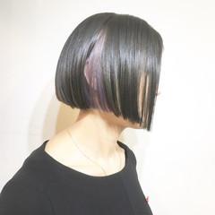 ミルクティー インナーカラー ニュアンス ホワイトアッシュ ヘアスタイルや髪型の写真・画像