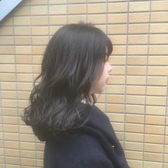 モード 透明感カラー 外国人風 外国人風カラー ヘアスタイルや髪型の写真・画像