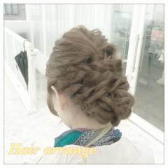 ロング ゆるふわ 外国人風 パーティ ヘアスタイルや髪型の写真・画像