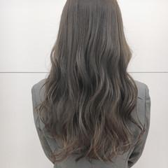 外国人風 ガーリー 大人かわいい ハイライト ヘアスタイルや髪型の写真・画像
