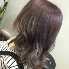 ハイライト 渋谷系 外国人風 グラデーションカラー ヘアスタイルや髪型の写真・画像