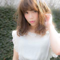 ゆるふわ 大人かわいい 渋谷系 ストリート ヘアスタイルや髪型の写真・画像