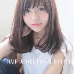 可愛い 愛され  大人かわいい ヘアスタイルや髪型の写真・画像