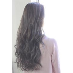 大人女子 ボブ フリンジバング ミルクティー ヘアスタイルや髪型の写真・画像