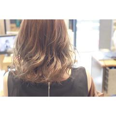 ゆるふわ ハイライト フェミニン 大人かわいい ヘアスタイルや髪型の写真・画像