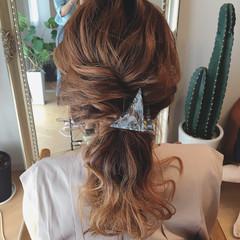 ショート ゆるふわ 結婚式 ヘアアレンジ ヘアスタイルや髪型の写真・画像