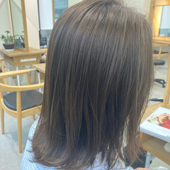 ボブ アンニュイほつれヘア 簡単ヘアアレンジ ナチュラル ヘアスタイルや髪型の写真・画像