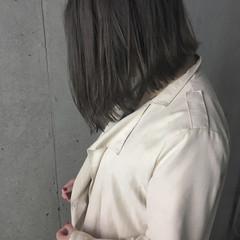 デート 秋 透明感 外国人風 ヘアスタイルや髪型の写真・画像