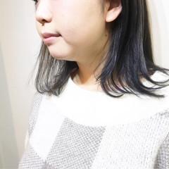 ウルフカット マッシュ ミルクティー フリンジバング ヘアスタイルや髪型の写真・画像