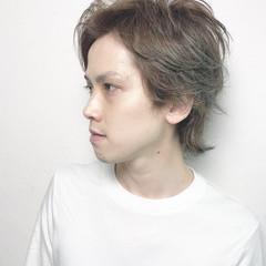 メンズカット メンズヘア メンズカラー ストリート ヘアスタイルや髪型の写真・画像