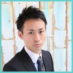 オフィス 黒髪 コンサバ ボーイッシュ ヘアスタイルや髪型の写真・画像
