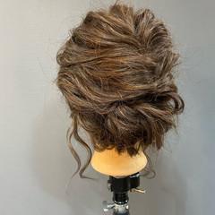 可愛い 簡単スタイリング 大人可愛い 簡単ヘアアレンジ ヘアスタイルや髪型の写真・画像