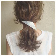 ショート 簡単ヘアアレンジ ハーフアップ ヘアアレンジ ヘアスタイルや髪型の写真・画像