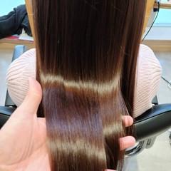 ナチュラル 髪質改善 髪質改善トリートメント 最新トリートメント ヘアスタイルや髪型の写真・画像