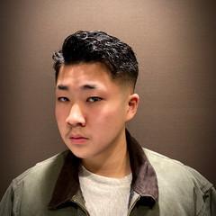 ショートヘア ストリート 刈り上げ スキンフェード ヘアスタイルや髪型の写真・画像