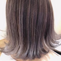 外国人風カラー ハイライト グラデーションカラー ストリート ヘアスタイルや髪型の写真・画像