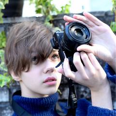 アッシュ 冬 外国人風 色気 ヘアスタイルや髪型の写真・画像