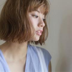 大人女子 こなれ感 ハイライト ナチュラル ヘアスタイルや髪型の写真・画像