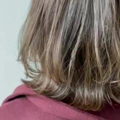 外ハネ ボブ 外ハネボブ パーティ ヘアスタイルや髪型の写真・画像