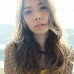 愛され 大人かわいい モテ髪 セミロング ヘアスタイルや髪型の写真・画像