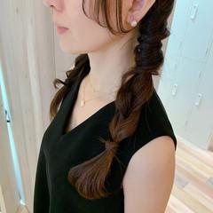 モード ロング 大人女子 結婚式ヘアアレンジ ヘアスタイルや髪型の写真・画像