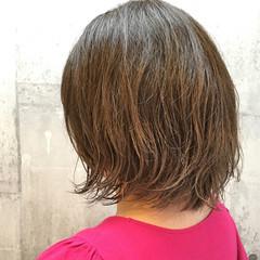 アッシュ グラデーションカラー 外国人風 グレージュ ヘアスタイルや髪型の写真・画像
