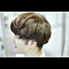 ハイライト 暗髪 黒髪 アッシュ ヘアスタイルや髪型の写真・画像