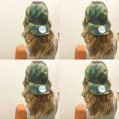 ウェットヘア 外国人風 ハイライト グラデーションカラー ヘアスタイルや髪型の写真・画像