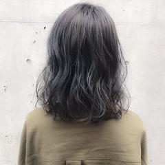 ブルージュ ストリート ハイライト ボブ ヘアスタイルや髪型の写真・画像