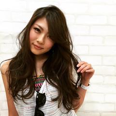 大人かわいい 外国人風 レイヤーカット 渋谷系 ヘアスタイルや髪型の写真・画像
