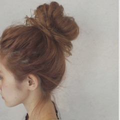 簡単ヘアアレンジ 夏 外国人風 ヘアアレンジ ヘアスタイルや髪型の写真・画像