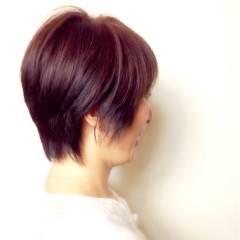 ショート 吉瀬美智子 ヘアスタイルや髪型の写真・画像