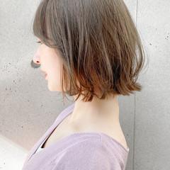 モテボブ モテ髪 くびれカール アンニュイほつれヘア ヘアスタイルや髪型の写真・画像