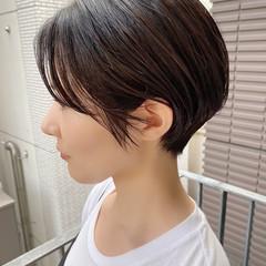 ショートヘア 大人かわいい デート ショート ヘアスタイルや髪型の写真・画像