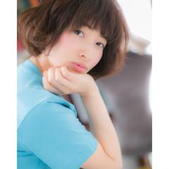 パーマ ガーリー レッド ピンク ヘアスタイルや髪型の写真・画像