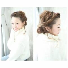 大人かわいい モテ髪 フェミニン ゆるふわ ヘアスタイルや髪型の写真・画像