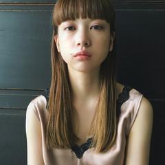 ロング ナチュラル 外国人風カラー リラックス ヘアスタイルや髪型の写真・画像