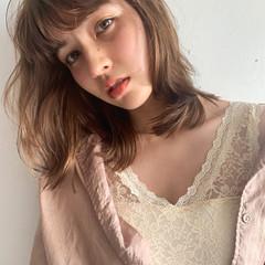 簡単スタイリング ゆるふわ モテ髪 フェミニン ヘアスタイルや髪型の写真・画像