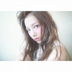 愛され パンク モテ髪 ミディアム ヘアスタイルや髪型の写真・画像