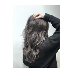 ハイライト 春 ナチュラル レイヤーカット ヘアスタイルや髪型の写真・画像