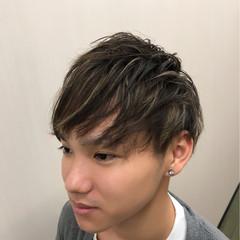 外国人風 メンズ ショート ボーイッシュ ヘアスタイルや髪型の写真・画像