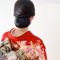 和装ヘア 着物 振袖 振袖ヘア ヘアスタイルや髪型の写真・画像