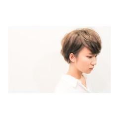 小顔 色気 似合わせ コンサバ ヘアスタイルや髪型の写真・画像